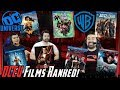 AJs ALL DCEU Films Ranked From WORST To BEST