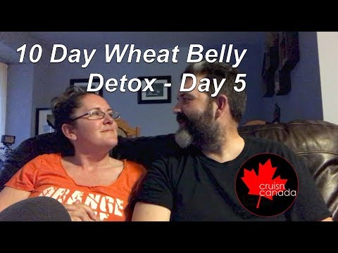 10 Day Wheat Belly Detox | Day 5
