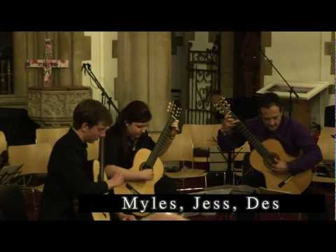 Young Guitarists Fund, Spring Concert 2012 Part 1