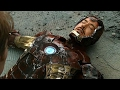 Download Video The Avengers - Final Battle Scene - Iron Man Saves The World - Movie CLIP HD 3GP MP4 FLV