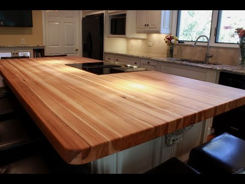 Ideas For Butcher Block Table Tops