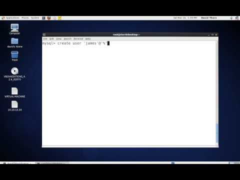 MySQL - Remote Access to MySQL Server on Linux CentOS 6.3 Part 2
