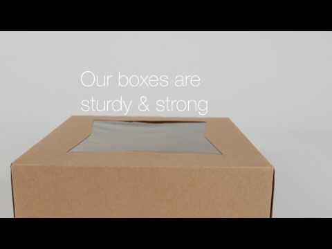 Window Food Boxes