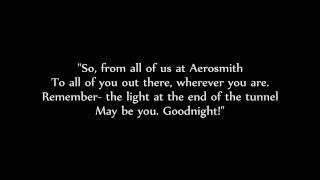 Aerosmith - Amazing (lyrics) [HD]