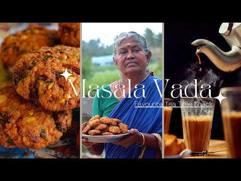 Crispy Masala Vada | Farm Food Factory