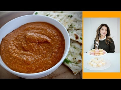 WALNUT AND ROASTED RED PEPPER DIP | SYRIAN MUHAMMARA | EP 11