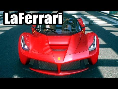 GTA IV - Ferrari LaFerrari + iCEnhacner 3.0