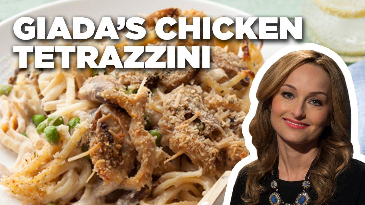 Giada's Fan-Favorite Chicken Tetrazzini Recipe | Everyday Italian | Food Network