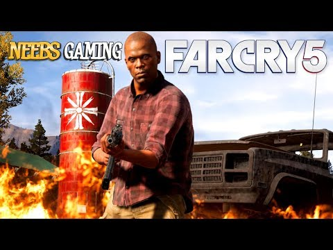 Far Cry 5 - The Story Begins - Documentary