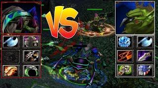 DOTA WEAVER vs TROLL WARLORD (20K GAME - SUPER HARD)