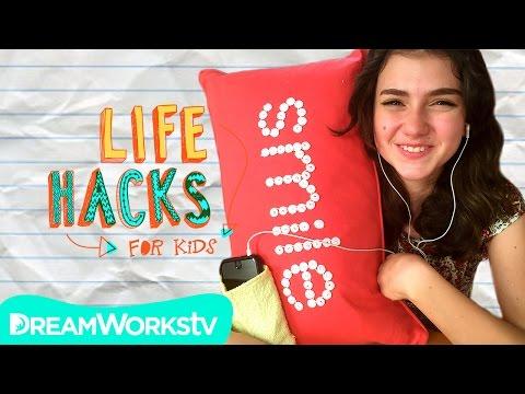 Road Trip Hacks | LIFE HACKS FOR KIDS