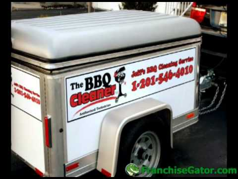 Explore The BBQ Cleaner Trailer and Equipment