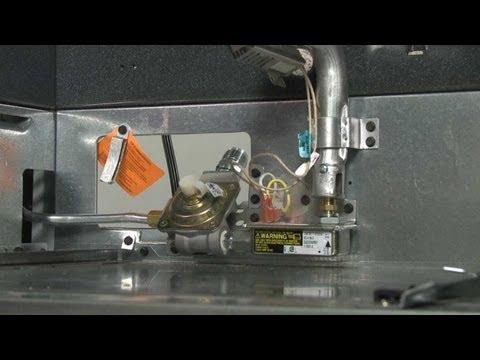 GE Range/Oven Valve and Pressure Regulator #WB19K10044