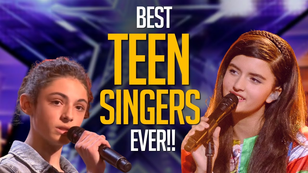 15 BEST Teen Singers on America's Got Talent EVER!