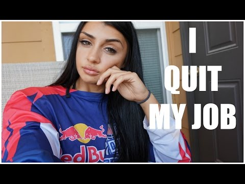 I QUIT MY JOB AFTER 2 WEEKS