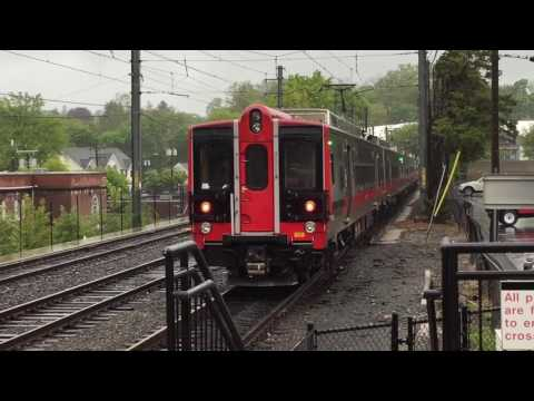 Inside look & Journey of the Metro-North New Canaan Branch