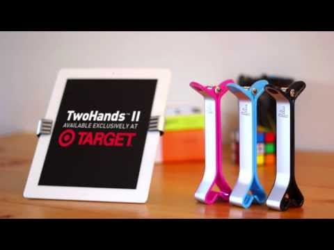 TwoHands II Tablet Stand - Available Exclusively at Target.