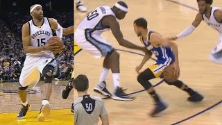 Stephen Curry Fancy Fakes! Vince Carter Still Dunking at 40!