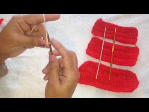 How to Single Crochet in Urdu/Hindi (beginners)