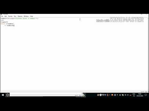 How to do python program for find prime numbers