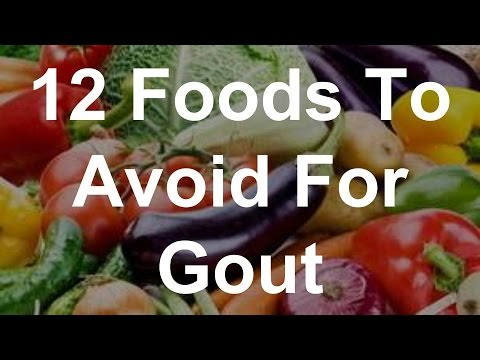 12 Foods To Avoid For Gout