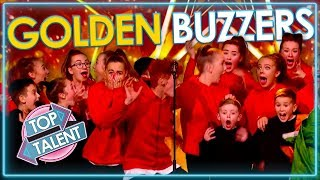 Top 5 DANCE GOLDEN BUZZERS 2019 | Top Talent