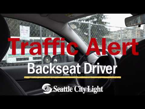 Seattle Traffic Alert: I-5 Rolling Slowdowns