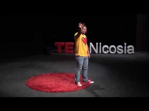 Fear of dying, or fear of living? | Achilleas Koukkides | TEDxNicosia