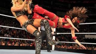 Raw: Daniel Bryan & Brie Bella vs. Ted DiBiase & Maryse