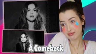 Lose You to Love Me ~ Selena Gomez Audio + MV Reaction