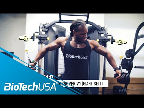 Chest Finisher Workout - Daily Routine with Ulisses - BioTechUSA