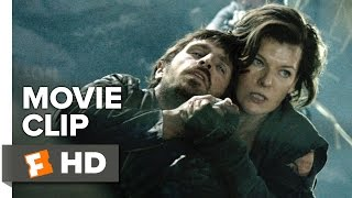 Resident Evil: The Final Chapter Movie CLIP - Alice Awakes (2017) - Milla Jovovich Movie