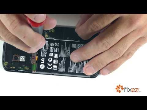 LG Nexus 4 Screen Repair & Disassemble