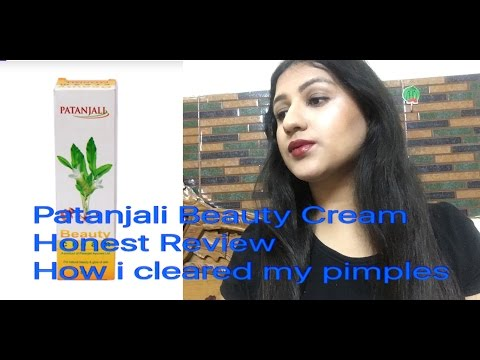 Patanjali Beauty Cream- Get rid of pimples- Honest Review