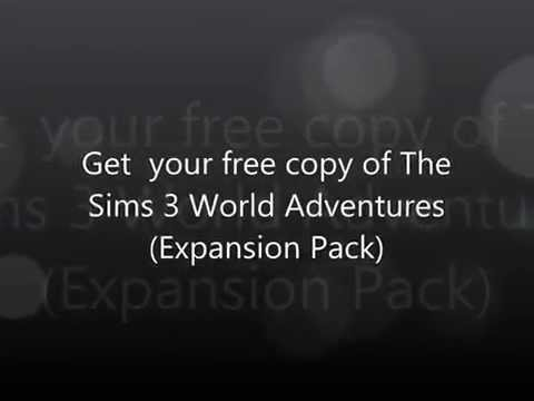 Sims 3 World Adventures Free Download (Expansion)