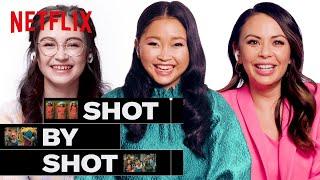 Lana Condor, Janel Parrish & Anna Cathcart Break Down Filming in Korea | To All the Boys | Netflix