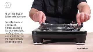 Audio Technica AT-LP140XP walkthrough - PakVim net HD Vdieos