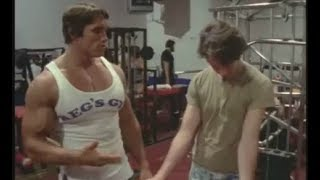 Deleted Scenes from Pumping Iron- The Original Story