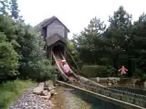 pirate falls at legoland windsor
