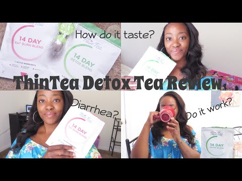 ThinTea Detox Tea Review | Does it work? | How to lose Weight