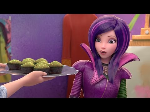 Episode 1: Evie's Explosion of Taste   Descendants: Wicked World