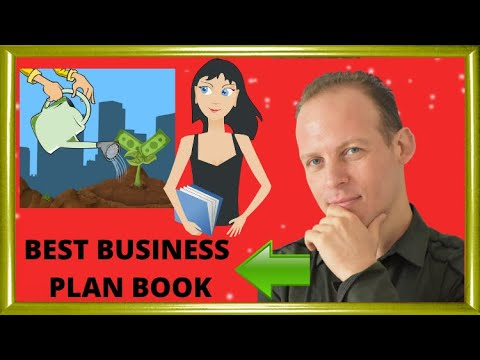 Best business plan book on the market! Unique business planning approach, used by a few universities
