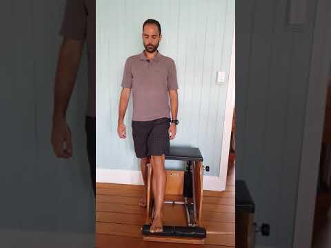 Pilates wundachair