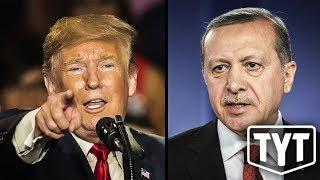 Trump Attacks Turkey