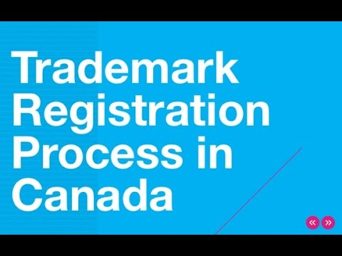 Trademark Registration Process in Canada in 6 Steps