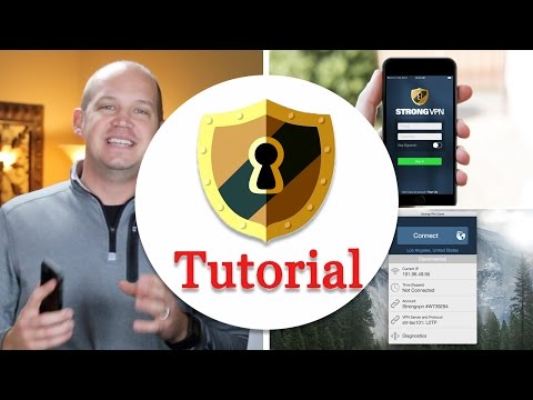Complete StrongVPN Setup Tutorial | Purchase, Installation & Advanced Setup