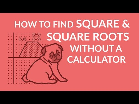 ʕ•ᴥ•ʔ    Radical numbers: how to find Square & square roots without calculators