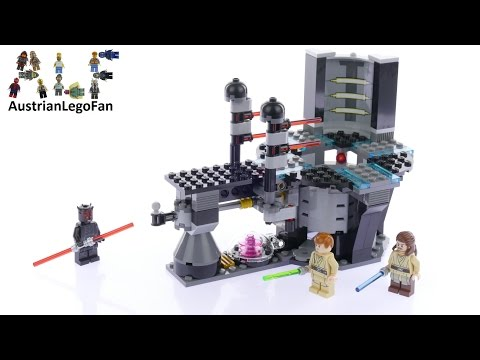 Lego Star Wars 75169 Duel on Naboo™ - Lego Speed Build Review
