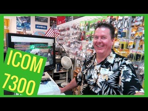Billy Bob Sold Me Another Radio! ICOM 7300 #HRO