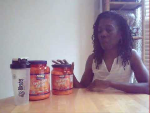 iHerb.com Product Review: Soy Protein Isolate by Now Foods